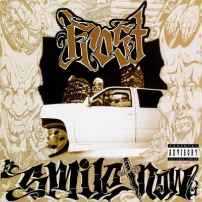 Frost – Smile Now, Die Later (CD) (1995) (FLAC + 320 kbps)