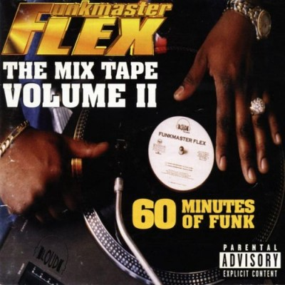 Funkmaster Flex Presents – 60 Minutes Of Funk: The Mix Tape Volume II (CD) (1997) (FLAC + 320 kbps)