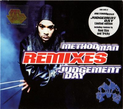 Method Man – Judgement Day (Remixes) (CDS) (1999) (FLAC + 320 kbps)