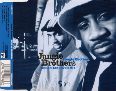 Jungle Brothers – Jungle Brother (Urban Takeover Mix) (CDS) (1998) (FLAC + 320 kbps)