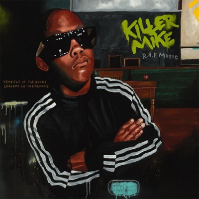 Killer Mike – R.A.P. Music (CD) (2012) (FLAC + 320 kbps)