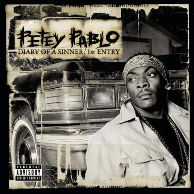 Petey Pablo – Diary Of A Sinner: 1st Entry (CD) (2001) (FLAC + 320 kbps)