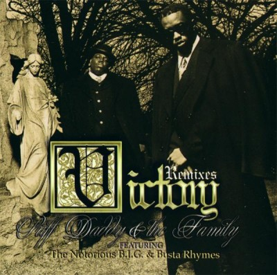 Puff Daddy – Victory (Remixes) (CDS) (1998) (FLAC + 320 kbps)