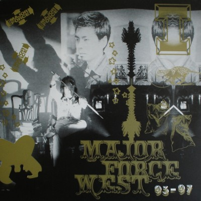 Major Force West – 93-97 (1999) (CD) (FLAC + 320 kbps)