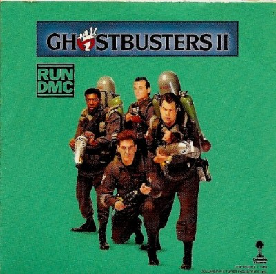 Run-D.M.C. – Ghostbusters II (Germany CDS) (1989) (FLAC + 320 kbps)