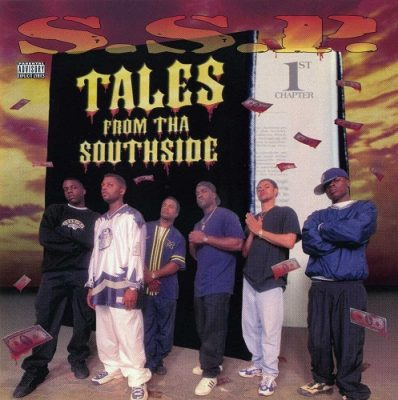 S.S.P. – Tales From Tha Southside (CD) (1996) (320 kbps)