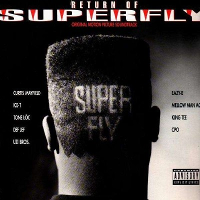 OST – Return Of Superfly (CD) (1990) (FLAC + 320 kbps)