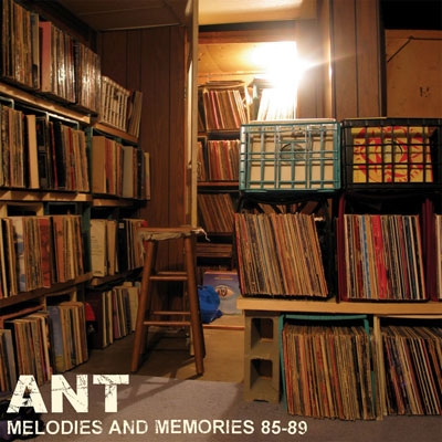 Ant – Melodies And Memories 85-89 (CD) (2005) (FLAC + 320 kbps)