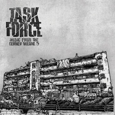 Task Force – Music from the Corner Volume 5 (2013) (CD) (FLAC + 320 kbps)