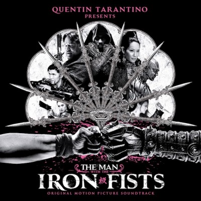 OST – The Man With The Iron Fists (CD) (2012) (FLAC + 320 kbps)