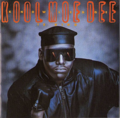 Kool Moe Dee – Knowledge Is King (1989) (CD) (FLAC + 320 kbps)