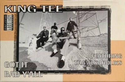 King Tee – Got It Bad Y'all (CMS) (1992) (FLAC + 320 kbps)
