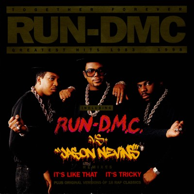 Run-DMC – Together Forever: Greatest Hits 1983-1998 (CD) (1998) (FLAC + 320 kbps)