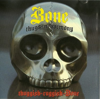 Bone Thugs-N-Harmony ‎– Thuggish-Ruggish-Bone (Promo CDS) (1994) (FLAC + 320 kbps)