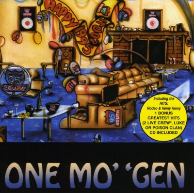 95 South – One Mo' 'Gen (CD) (1995) (FLAC + 320 kbps)