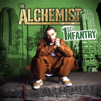 The Alchemist – 1st Infantry (CD) (2004) (FLAC + 320 kbps)