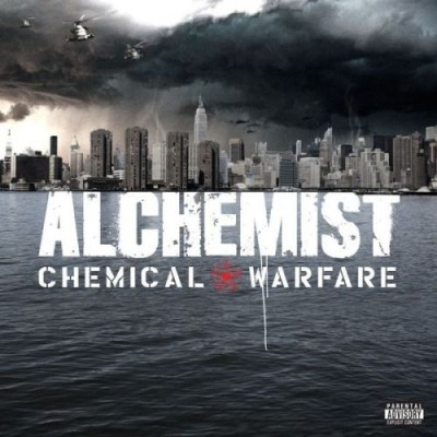 Alchemist – Chemical Warfare (CD) (2009) (FLAC + 320 kbps)