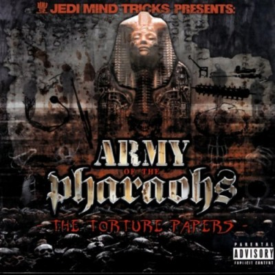 Army Of The Pharaohs – The Torture Papers (CD) (2006) (FLAC + 320 kbps)