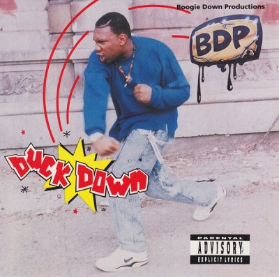 Boogie Down Productions – Duck Down (CDS) (1991) (FLAC + 320 kbps)