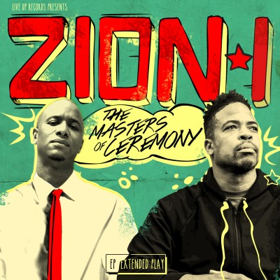 Zion I – The Masters Of Ceremony EP (WEB) (2014) (FLAC + 320 kbps)