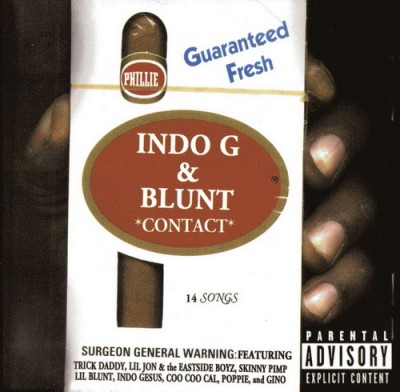 Indo G & Blunt – Contact (CD) (2003) (320 kbps)
