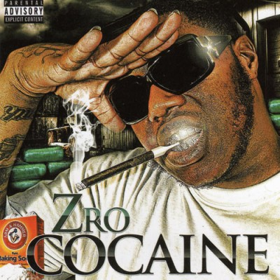 Z-Ro – Cocaine (CD) (2009) (FLAC + 320 kbps)