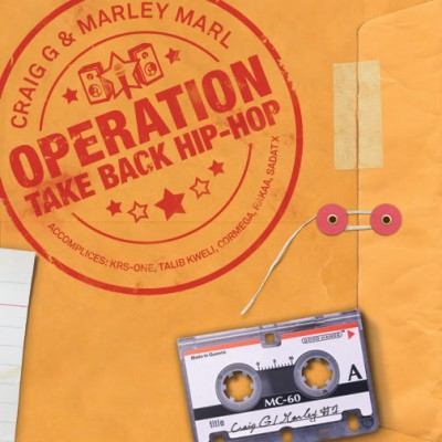 Craig G & Marley Marl – Operation Take Hip Hop Back (CD) (2008) (FLAC + 320 kbps)