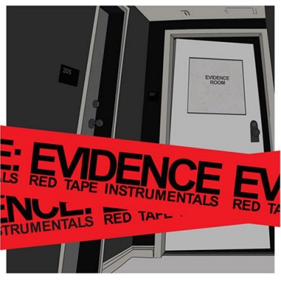 Evidence – Red Tape Instrumentals (CD) (2007) (FLAC + 320 kbps)