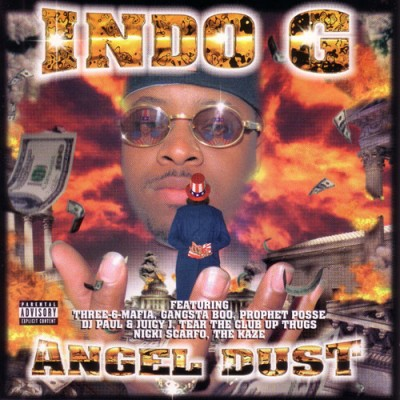 Indo G – Angel Dust (CD) (1998) (FLAC + 320 kbps)