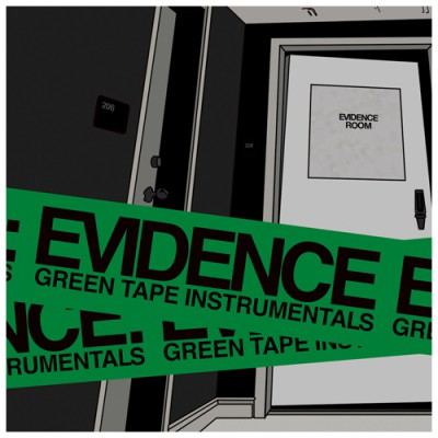 Evidence – Green Tape Instrumentals (CD) (2013) (FLAC + 320 kbps)