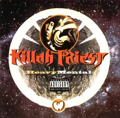 Killah Priest – Heavy Mental (CD) (1998) (FLAC + 320 kbps)