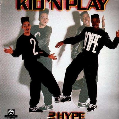 Kid 'N Play – 2 Hype (CD) (1988) (FLAC + 320 kbps)