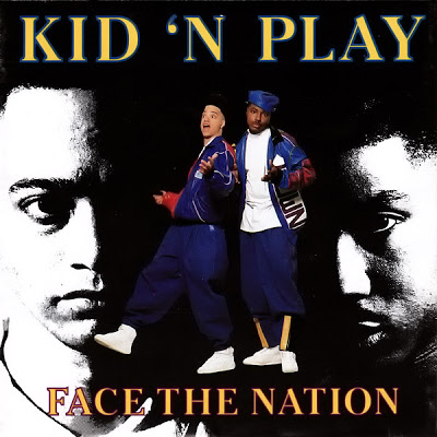 Kid 'N Play – Face The Nation (CD) (1991) (FLAC + 320 kbps)