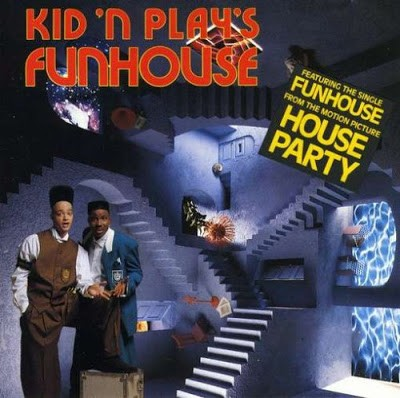 Kid 'N Play – Funhouse (CD) (1990) (FLAC + 320 kbps)