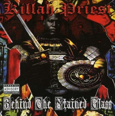 Killah Priest – Behind The Stained Glass (CD) (2008) (FLAC + 320 kbps)