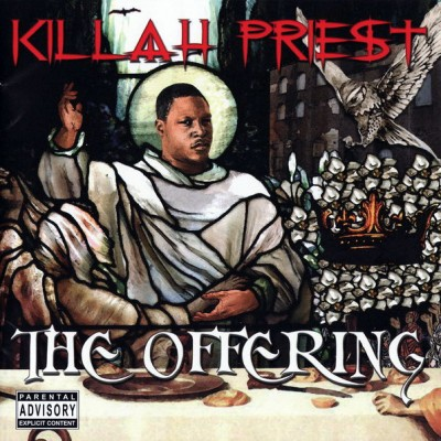 Killah Priest – The Offering (CD) (2007) (FLAC + 320 kbps)