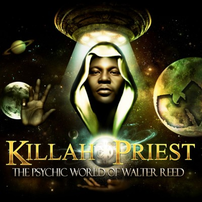 Killah Priest – The Psychic World Of Walter Reed (2xCD) (2013) (FLAC + 320 kbps)