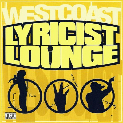 VA – Lyricist Lounge: West Coast (CD) (2002) (FLAC + 320 kbps)