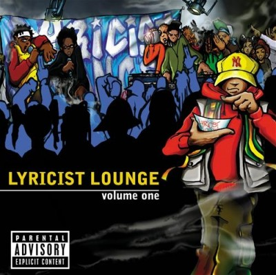 VA – Lyricist Lounge Volume One (2xCD) (1998) (FLAC + 320 kbps)