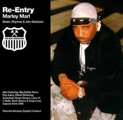 Marley Marl – Re-Entry (CD) (2001) (FLAC + 320 kbps)