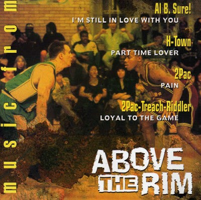 OST – Music From Above The Rim EP (CD) (1994) (FLAC + 320 kbps)