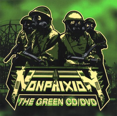 Non Phixion – The Green CD (2004) (FLAC + 320 kbps)