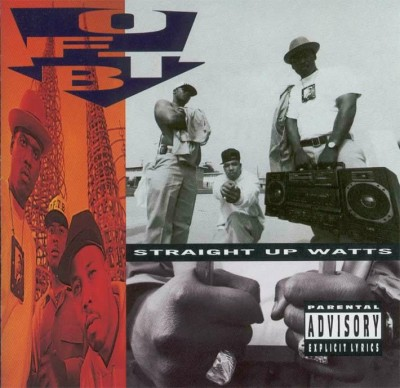 O.F.T.B. – Straight Up Watts (CD) (1992) (FLAC + 320 kbps)