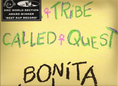 A Tribe Called Quest ‎– Bonita Applebum (VLS) (1990) (320 kbps)