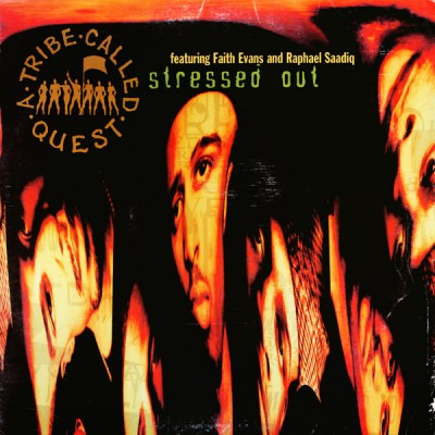 A Tribe Called Quest – Stressed Out (VLS) (1996) (FLAC + 320 kbps)