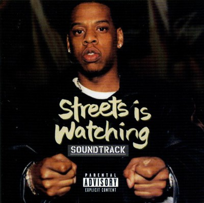 OST – Streets Is Watching (CD) (1998) (FLAC + 320 kbps)