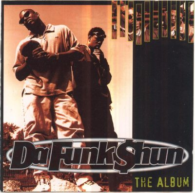 Da Funk $Hun – The Album (CD) (1996) (FLAC + 320 kbps)