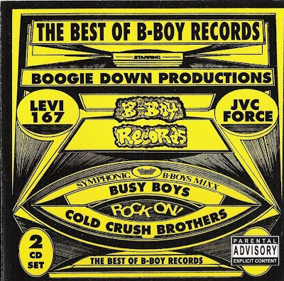 VA – The Best Of B-Boy Records (2xCD) (2002) (FLAC + 320 kbps)