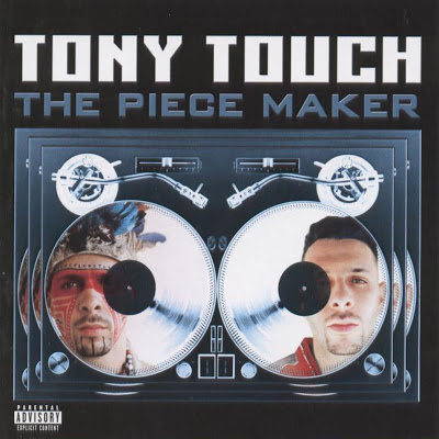Tony Touch – The Piece Maker (CD) (2000) (FLAC + 320 kbps)