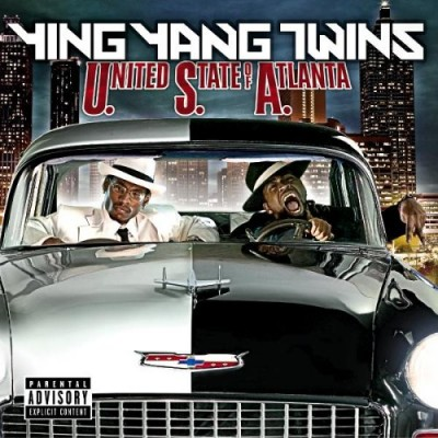 Ying Yang Twins – U.S.A. United State Of Atlanta (CD) (2005) (FLAC + 320 kbps)